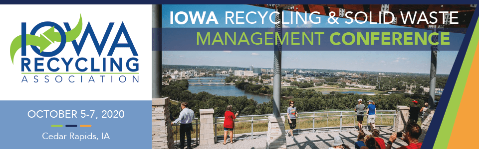 IA Recyling Solid Waste Mgmt Conference
