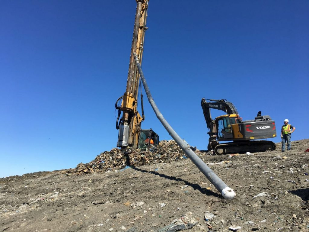 Landfill Gas System Expansion