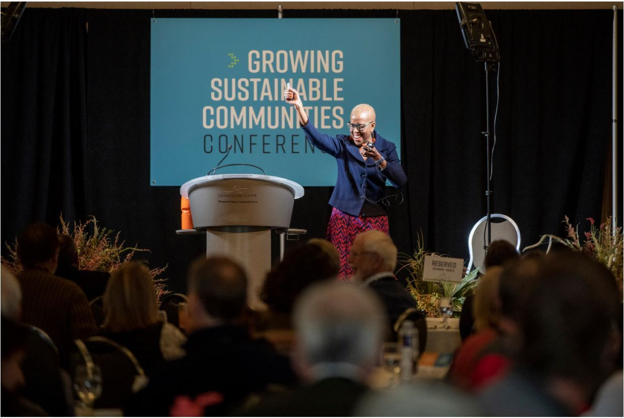 Growing Sustainable Communities Coference
